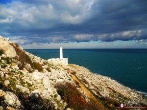 Tappa 3: Faro Punta Palascìa