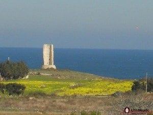 Tappa 1: Torre del Serpe